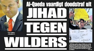Jihad against Wilders