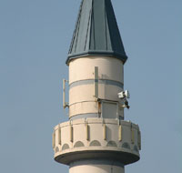 Mosque in Holland or Afghanistan?
