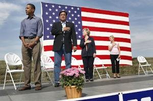Barak Hussein Obama