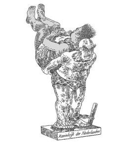 Slavernij monument - Gregorius Nekschot