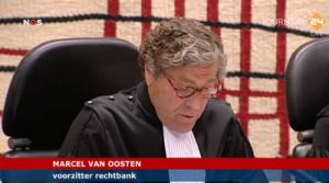 Court President Marcel van oosten